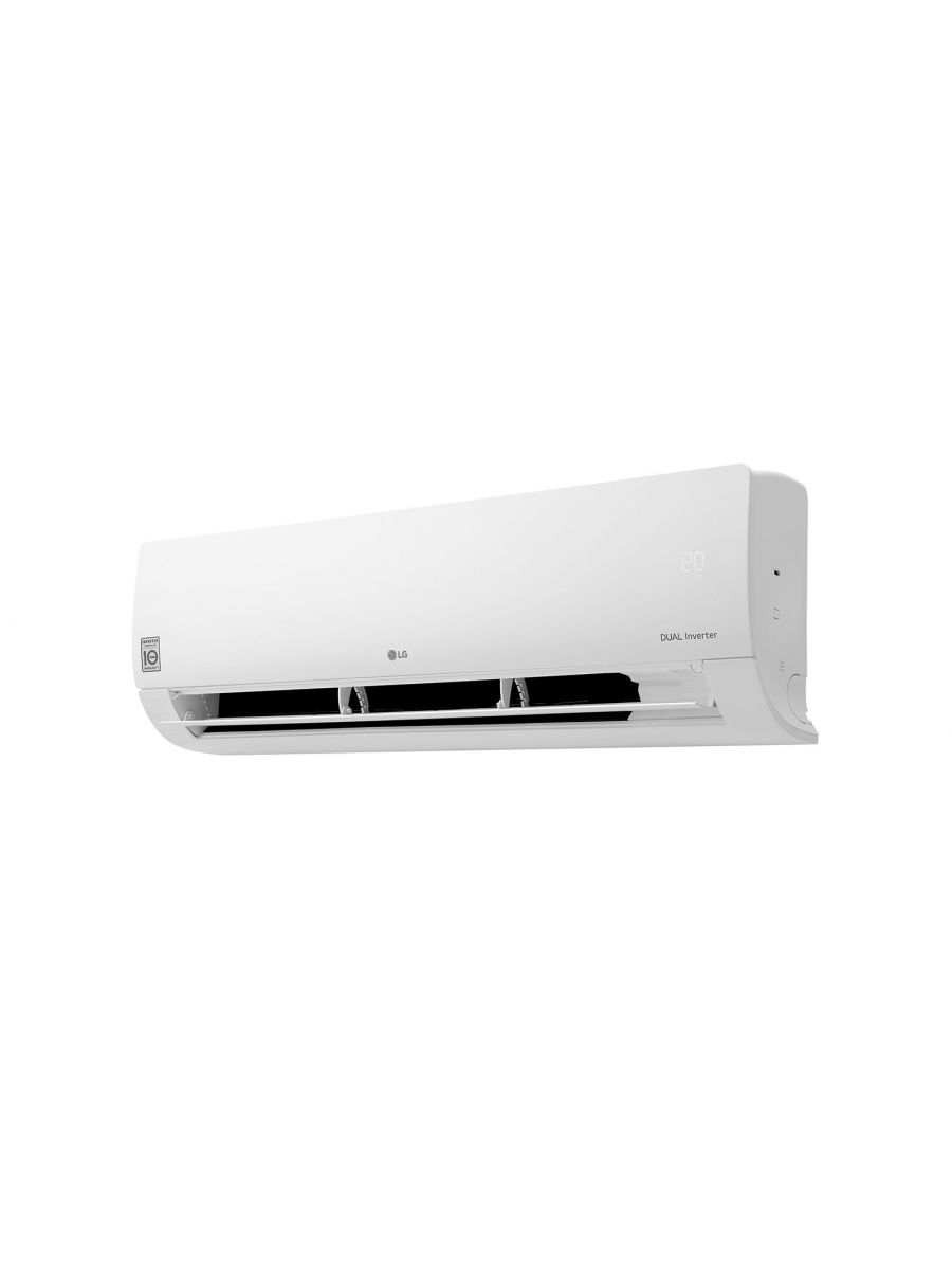DUALCOOL Inverter AC,24000 BTU, 10 Year Warranty, Energy Saving, Faster Cooling